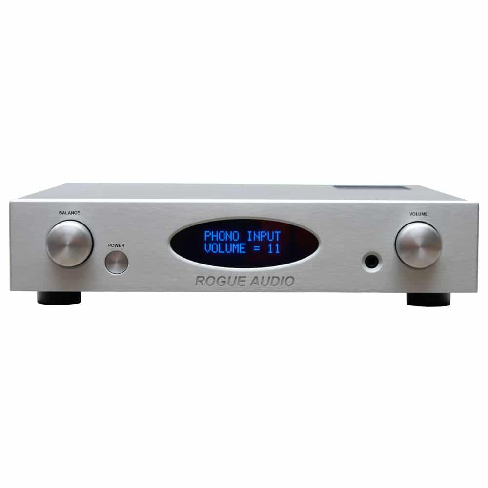 Rogue Audio Rp 1 Pre Amplifier Divine Audio