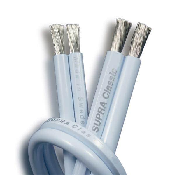 Supra Classic 1.6HT Speaker Cable Per Metre - Divine Audio